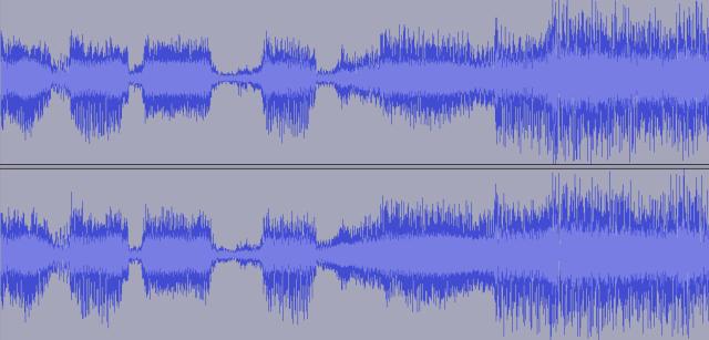 Tiny soundwave #1